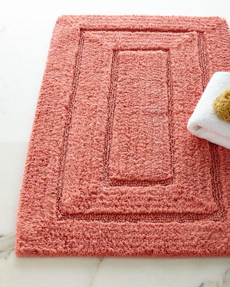 "Tufted Cotton Bath Rug, 20"" x 32"""