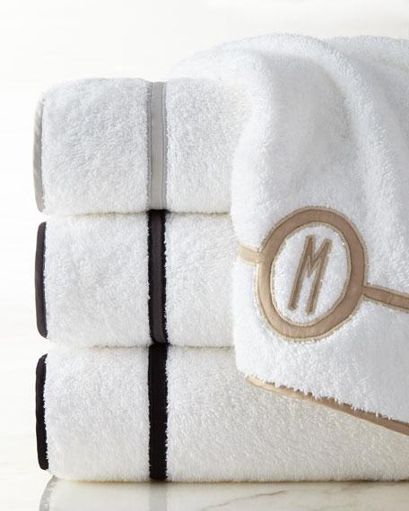 Matouk Parterre Face Cloth