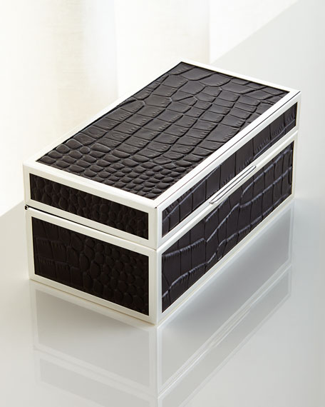 Ralph Lauren Home Black Chapman Box