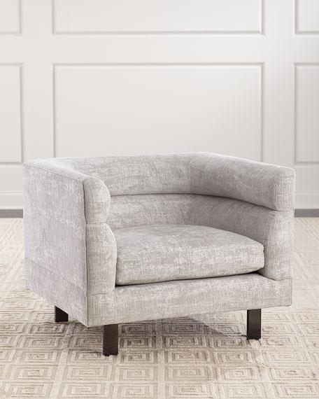 Interlude Home Ornette Chair