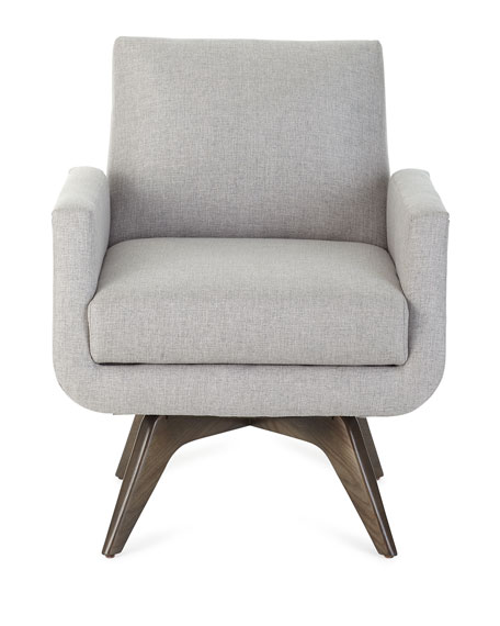 Interlude Home Landon Swivel Chair