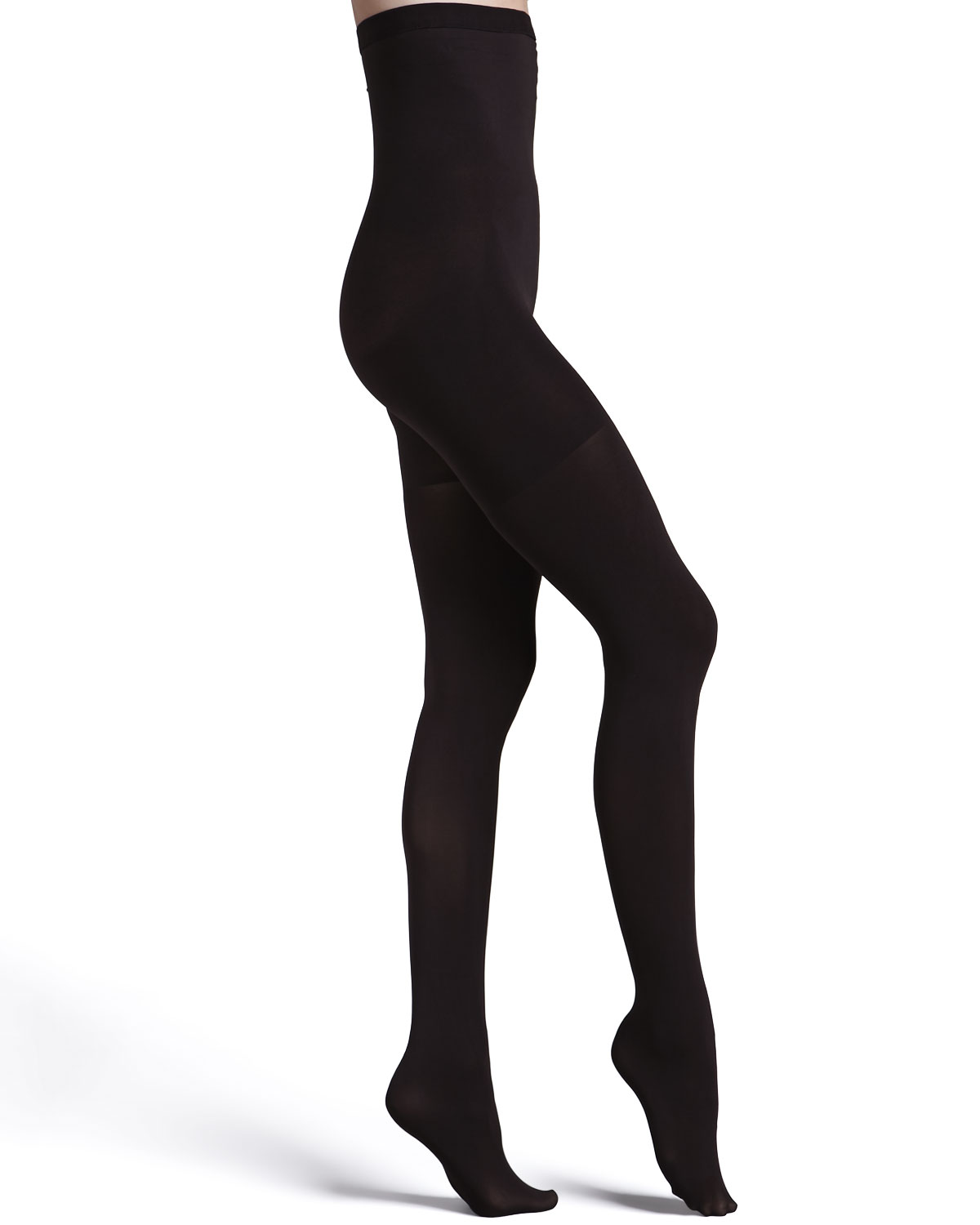 68eecc7f8 Spanx High-Waist Body-Shaping Tight-End Tights