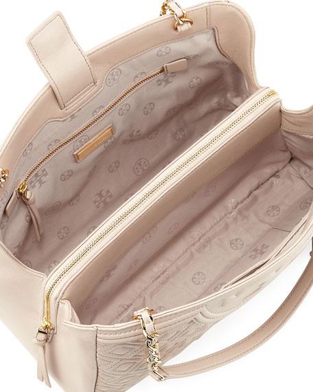 Fleming Diamond-Quilted Shoulder Bag