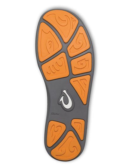 Olukai Men's Nohea Mesh Slip-On/Fold-Back Sneakers