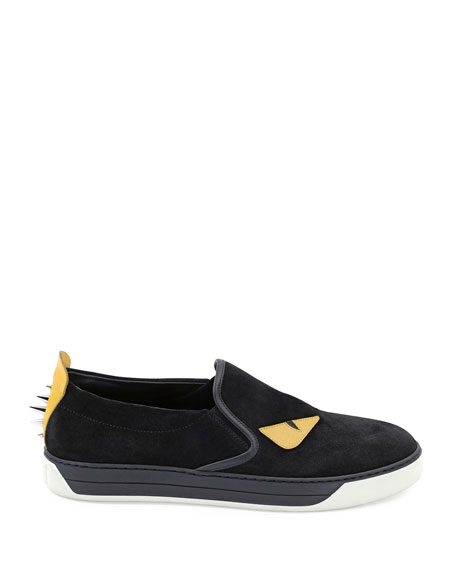 e82544c9 Men's Monster Slip-On Sneakers