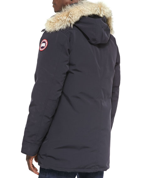 Canada Goose Chateau Parka w/Fur Trimmed Hood