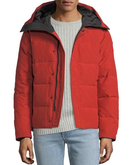 Canada Goose Men's Macmillan Parka Coat - Fusion