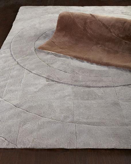 Baxley Sheepskin Rug, 8' x 11'6