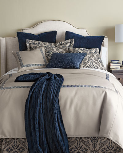Saunders Bedding & 200 Thread Count Resort Sheets