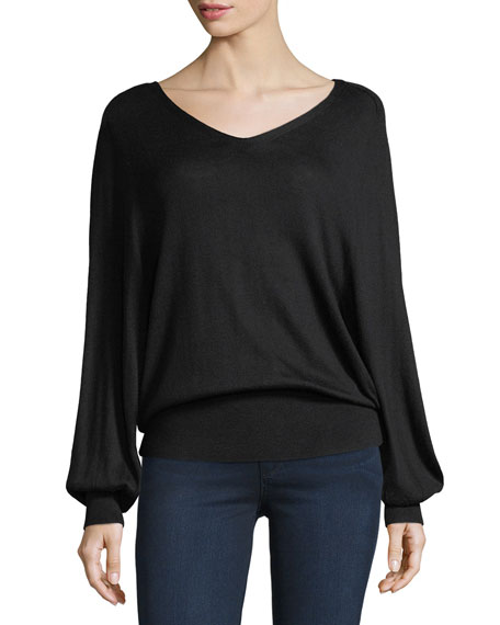 Harrow V-Neck Pullover Sweater
