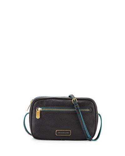Sally Crossbody Bag, Black