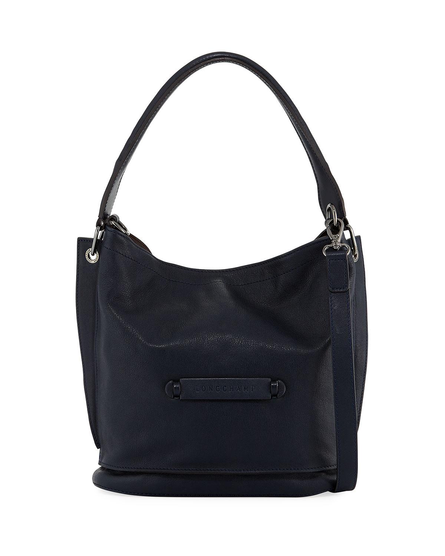 327ca7d5e034 Longchamp Longchamp 3D Leather Crossbody Bag