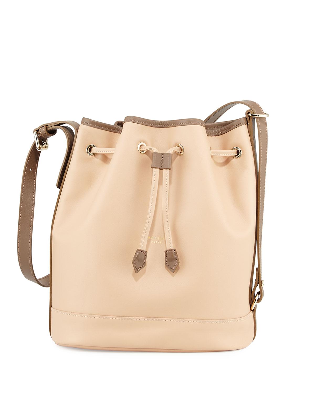 c33788b4089 Longchamp Longchamp 2.0 Large Leather Bucket Bag   Neiman Marcus
