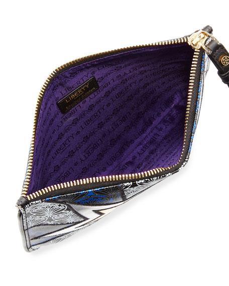 Stars Iphis Zip-Top Wristlet Bag