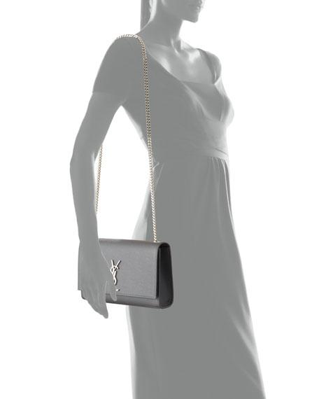 Kate Monogram YSL Medium Wallet on Chain