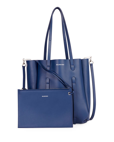 8b3c8ddc66 Balenciaga Everyday Small Leather Tote Bag