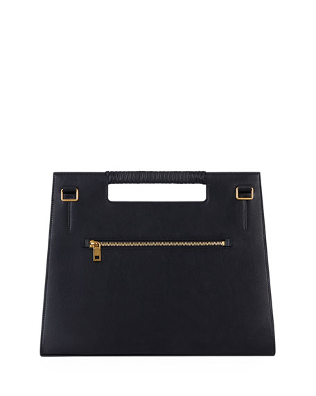 Givenchy Whip Large Smooth Leather Bag