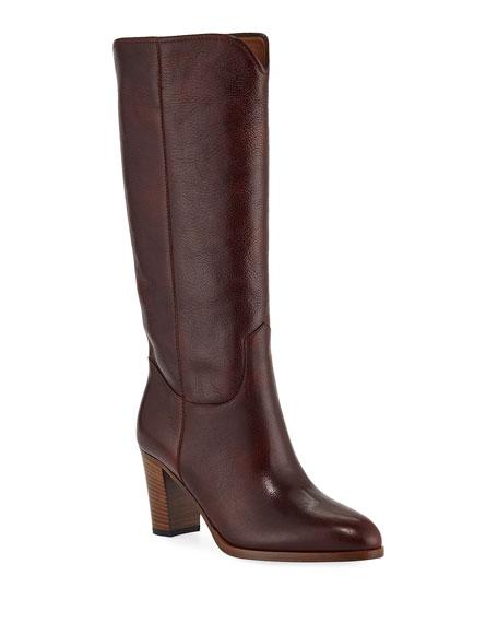 Frye June Tall Calf-High Boot