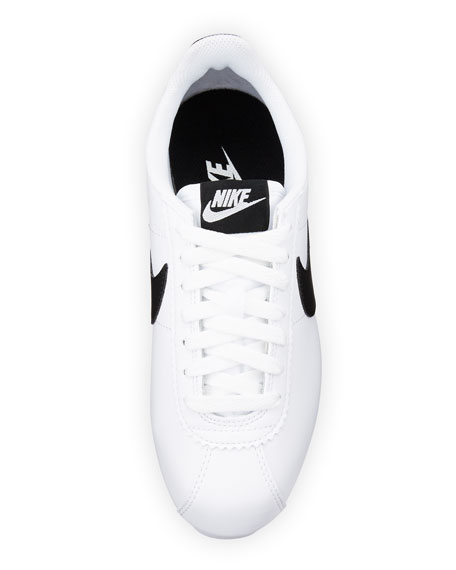 Image 3 of 3: Classic Cortez Two-Tone Sneakers