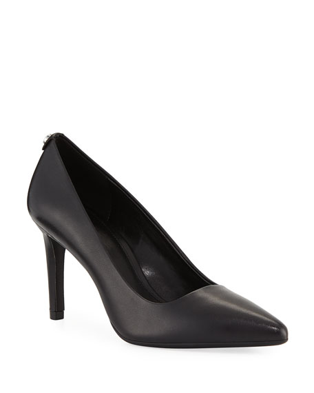Image 1 of 4: Dorothy Flex Leather Pumps
