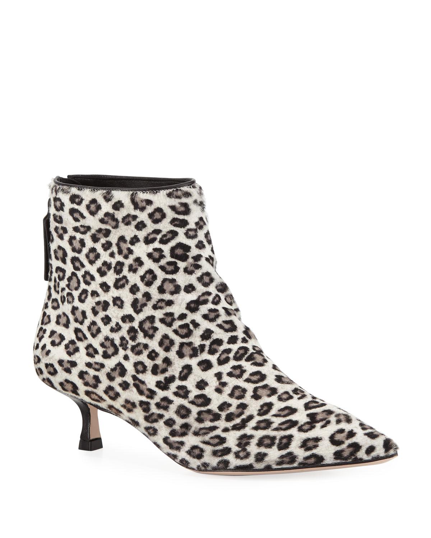 dd402c9f2a55 Stuart Weitzman Juniper Leopard Ankle Booties