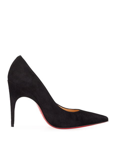 Christian Louboutin Alminette Red Sole Pumps
