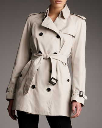 Mottram Trench Coat