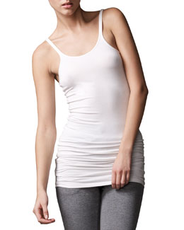 T by Alexander Wang Long Jersey Tank