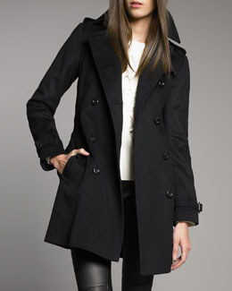 Burberry London Buckingham Coat