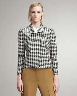 Stella McCartney Houndstooth Jacket