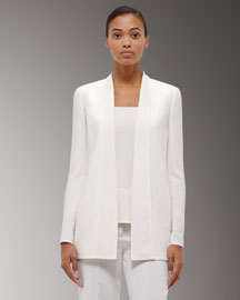 Akris Shawl-Collar Jacket