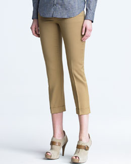 DSquared2 Cuffed Ankle Pants