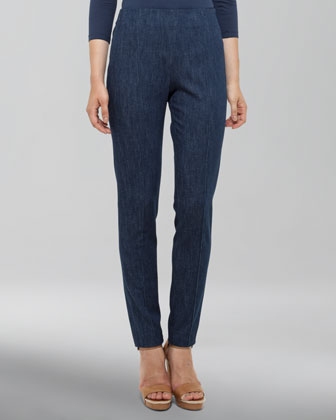 Melissa Side-Zip Pants