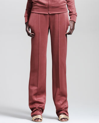 Seamed Track Pants