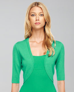 Michael Kors  Featherweight Wool Shrug