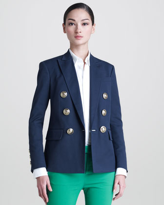 Susie Anchors Captain Jacket