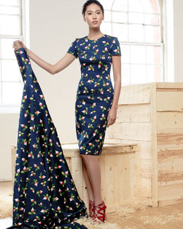 Carolina Herrera Archive Print Collection