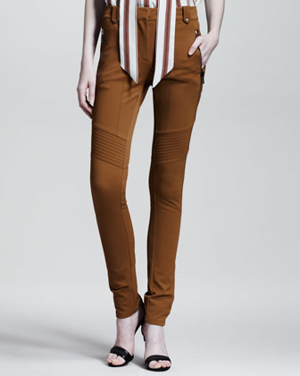 Paley Skinny Motorcycle Pants
