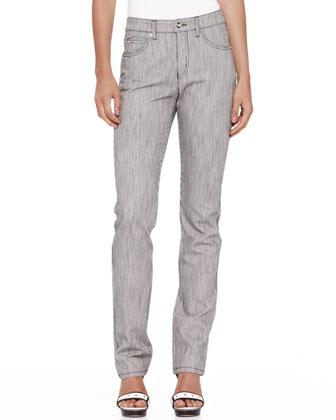 Striped Jean