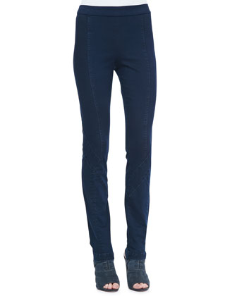 Second Skin Seamed Pants