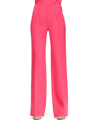 Adara Wide-Leg Trousers