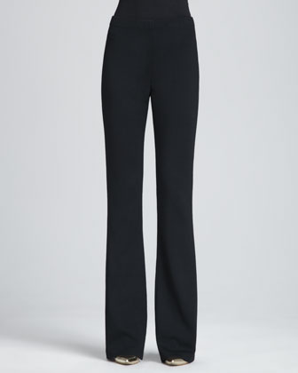 Kasia Milano Boot-Cut Pants