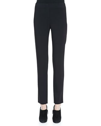 Skinny Cady Pants, Black