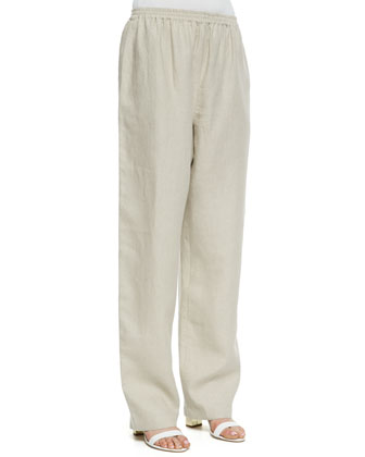 Regular Trousers, Natural