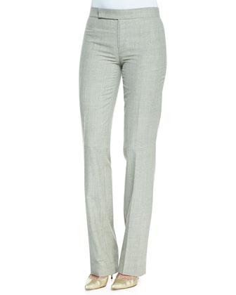 Skylar Wool Flare Pants