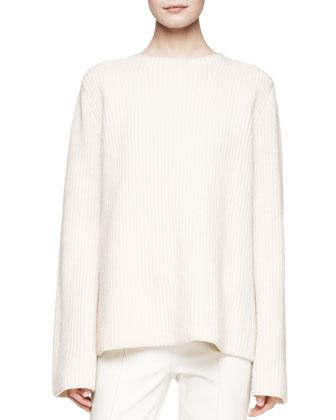 Ismenia Merino-Cashmere Sweater