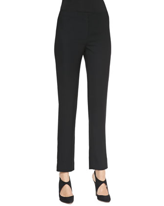 Techno Cady Narrow-Leg Pants