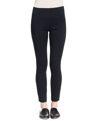 Crossore Stretch Skinny Pants