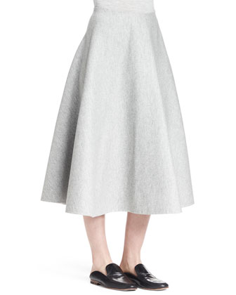 Nisha Full Midi Skirt
