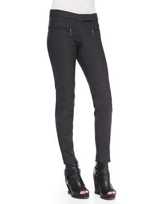 Tech Fleece Zip-Pocket Biker Pants